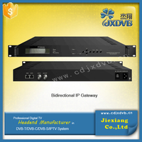 analog headend mpeg2/mpeg4 iptv gateway