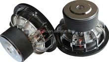 """15""""Max power 6000W competitipn car subwoofer amplifier,subwoofer speaker"""
