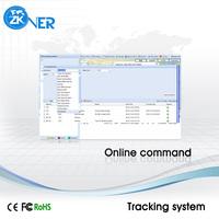 Customized logo web based gps tracking software