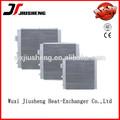 Intercambiador de calor del compresor de aire