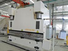 WE67K-1600/7000 Electro-hydraulic proportional CNC sheet metal bending machine