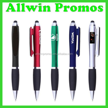 Promotional Smartphone Stylus Pen With Screen Cleaner
