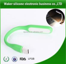 2015 new promotion item portable flexible USB led light for laptop LED usb light for Christmas