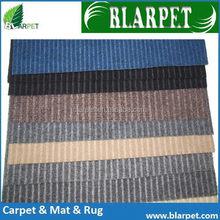 Popular most popular trade show stripe carpet