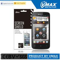 High Quality PET anti-fingerprint Anti-Bubble mobile lcd matte screen protector for Lenovo a830