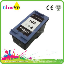 OEM supplier reset chip for hp 102 compatible ink cartridge for Photosmart 8758 printer