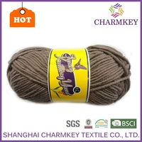 china wholesale wool blend yarn cone yarn for knitting machine top quality