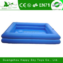 Muti shape inflatable swimming pool., 0.9mm PVC inflatable spa pool/used swimming pool ,inflatable mini swimming pool for kids