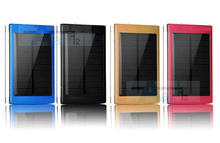 Solar Power Bank30000 mAh power bank charger Battery Charger For Phone Travel