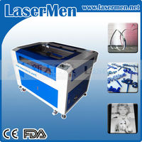 9060 lasers cutting acrylic/rubber/cloth/leather/wood with CE FDA