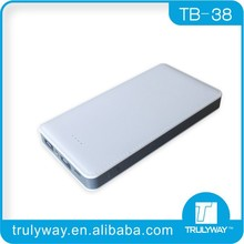 hot sale 10000mAh usb powerbank with high quality