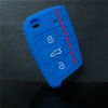 Quality Guaranteed Silicone Auto Car Remote Key Case for Golf 7 VW