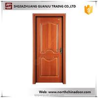 2015 made in china Pvc Door Interior Wooden Door Folding Different Design Of Gate Colors