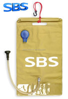 SBS 12L camp shower bag camping shower bladder BTC011