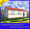 Ready made russian prefabricated house wooden