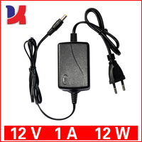 <1>2014 shenzhen 12vdc1amp switching cctv camera power adapter lighting adaptor