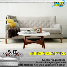 Hotel And Home Modern Chesterfield Sofa Living Room Furniture XYBC-55