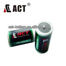 ER34615 3.6v 19Ah High Energy Density Lithium Battery er34615