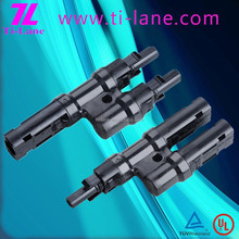 T4-Branch Connector pv connector film solar cell solar power cars sale