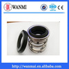 Graphite face sealing mechanical seal
