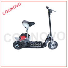 steel body with 1L tank gas scooter