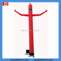 hot sale factory wholesale 5m inflatable air dancer with free shipping