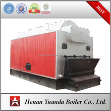 professional single drum automatic package coal burning steam boiler, coal burning hot water boiler, coal burning boiler