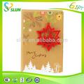 Material de papel para niños feliz Navidad foto tarjetas de felicitación