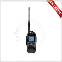 DPMR Digital Ham CB Radio Walkie Talkie With GPS TYT DM-UVF10 VHF+UHF 5W 256CH VOX Scan Digital dual band Two Way Radio A7118A