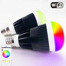 hot shot products Free APP led underwater bulb with bluetooth