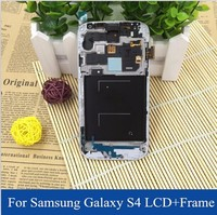 clone lcd screen s4 for samsung galaxy s4 lcd screen i9500 i9505 i337 i545 l720 m919 r970 i9506 i9515 white black blue