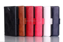 Crazy Horse wallet cover for Sony Xperia Z1 compact