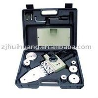 HT63-5 plastic box case ppr pipe welding device