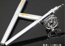 Good design portable fishing rod / pen fishing rod / wheel fishing rod