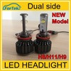 2015 car accessories led headlight kit for auto or motorcycle headlight H8/H11/H9
