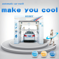 Factory Offer Directly automatic car wash self service station equipment,automatic one-stop car wash machines