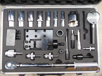 35 sets assembling and dismounting tools for common rail injector