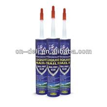 Deli pressure sensitive adhesive construction adhesive