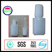 Hot selling best quality 10g nail glue with brush, bond nail very fast