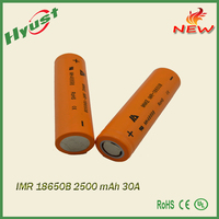 High quality mnke batteries 18650 flat top with factory price