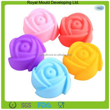 Cup cake maker silicone cake cup silicone cake baking pans