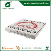 CORRUGATED PAPER PIZZA BOX FP71106