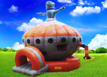 jumping castle/ bounce house castle baby bouncer /inflatable castle /inflatable bouncer