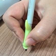 soft silicon pencil holder for children