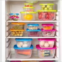 custom plastic storage container wholesale /manufacturer kitchen container/OEM plastic storage box home manufacturer