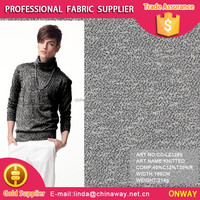 2015 new design C/T hatchi kintting thick knit fabric chunky knit fabric