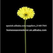 pequeñas flores artificiales de la flor de plástico