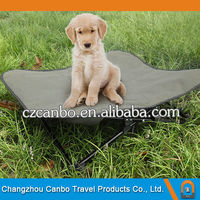 CB-462 Outdoor lightweight folding pet cot/bed with carry bag