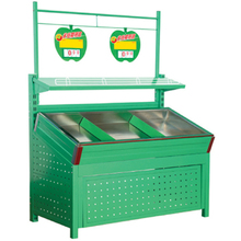 Trade assurance fresh fruits and vegetables rack,fruit and vegetable wire rack,supermarket fruit display racks