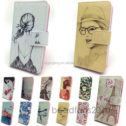 Card Hold PU Leather Case Cover case for samsung Galaxy i9300